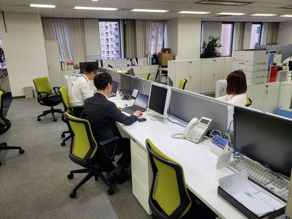 東京事務所1